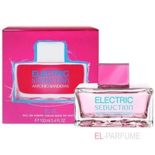Antonio Banderas Blue Electric Seduction для женщин