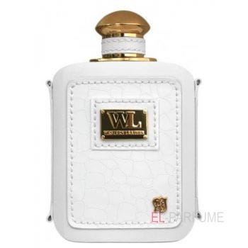 Alexandre J. Western Leather White