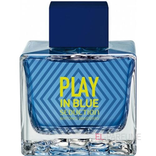 Antonio Banderas Blue Seduction Man Play