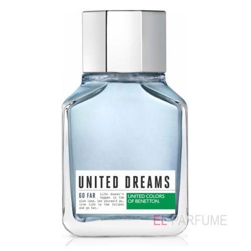 Benetton United Dreams Men Go Far