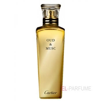 Cartier Oud & Musc