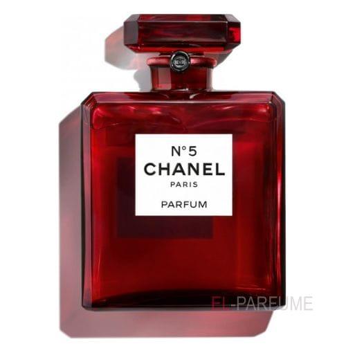 Chanel No 5 Parfum Red Edition