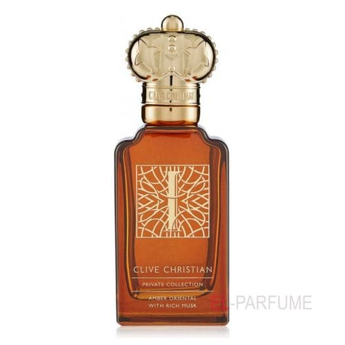 Clive Christian I for Men Amber Oriental With Rich Musk