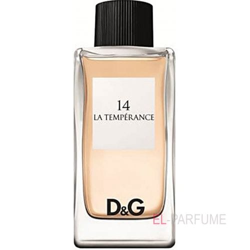 Dolce&Gabbana 14 La Temperance