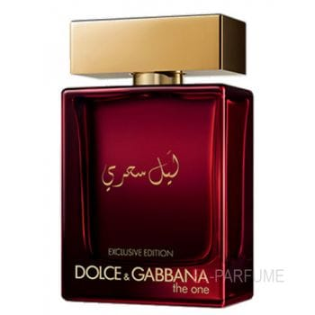 Dolce&Gabbana The One Mysterious Night