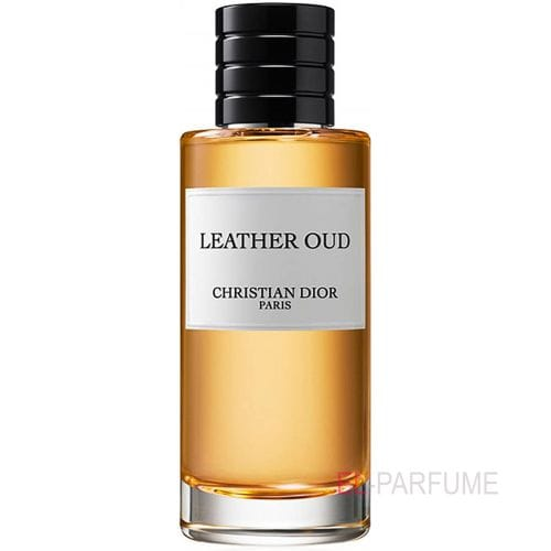 Christian Dior La Collection Leather Oud