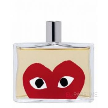 Comme des Garcons Play Red