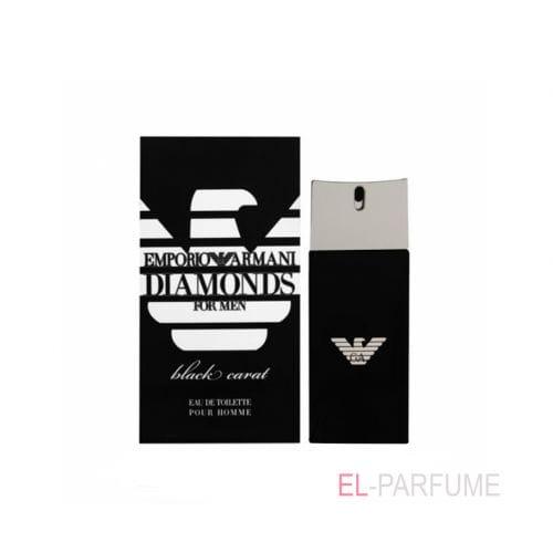 Giorgio Armani Emporio Diamonds Black Carat For Him