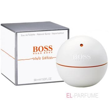 Hugo Boss In Motion White