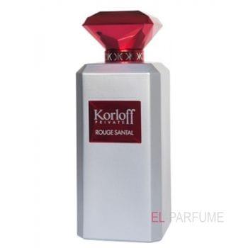 Korloff Rouge Santal