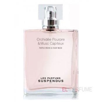 Les Parfums Suspendus Orchidée Pourpre & Musc Capiteux