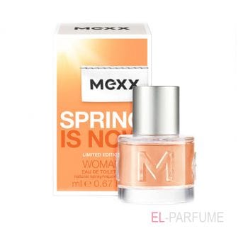 Mexx Spring Is Now Limited Edition Woman
