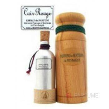 Parfums et Senteurs du Pays Cuir Rouge