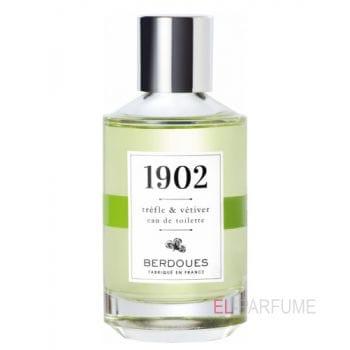 Parfums Berdoues Trefle & Vetiver