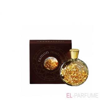 Ramon Molvizar Art & Gold & Perfume For Women