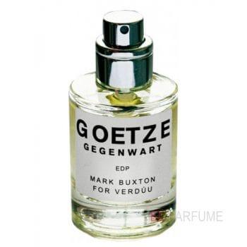 Verduu Goetze Gegenwart