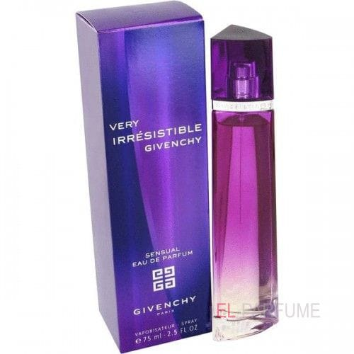 Givenchy  Very Irresistible SENSUSUAL EDP