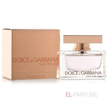 Dolce&Gabbana THE ONE Rose EDP