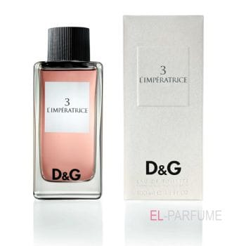 Dolce&Gabbana D&G Anthology L'Imperatrice