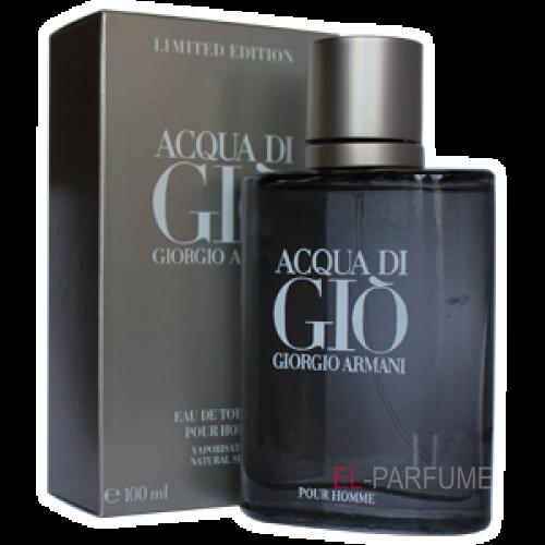 Giorgio Armani Acqua Di Gio limited edition EDT