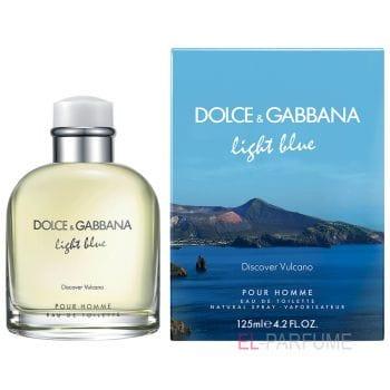 Dolce&Gabbana  Light Blue  Discover Vulcano EDT