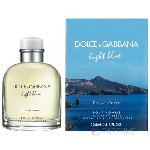 Dolce&Gabbana  Light Blue  Discover Vulcano EDT