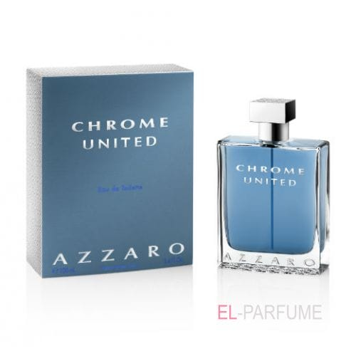 Azzaro Chrome UNITED EDT