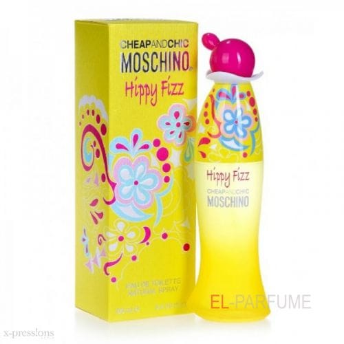 MOSCHINO Cheap And Chic Hippy Fizz EDT