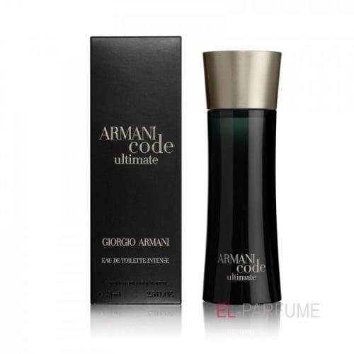 Giorgio Armani Code Ultimate EDT