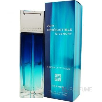 GIVENCHY VERY IRRESISTIBLE Frech Attitude EDT