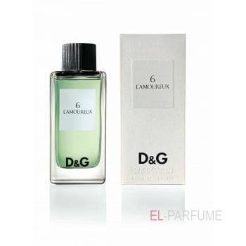 Dolce & Gabbana L amoureux 6 EDT