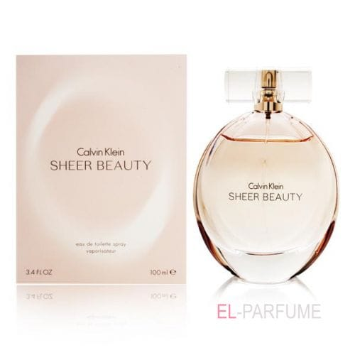 Calvin Klein BEUTY SHEER WOMEN EDP