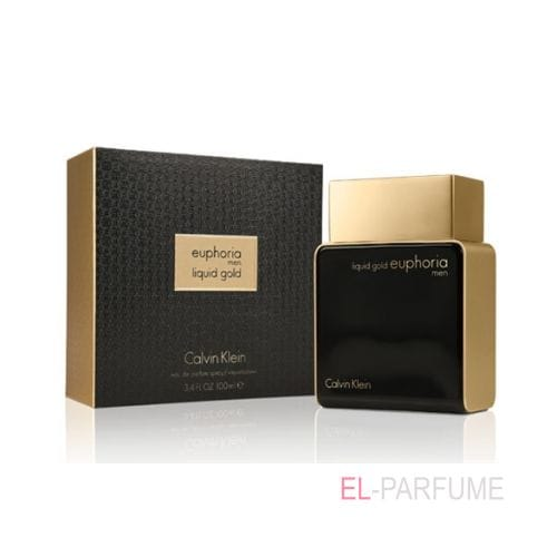 Calvin Klein Euphoria Liquid Gold Men EDT
