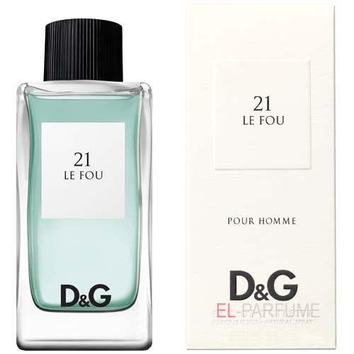 Dolce & Gabbana 21 Le Fou EDT