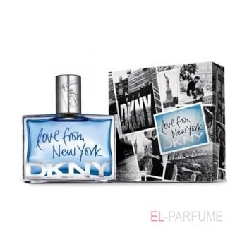 Donna Karan  Love From New York for Men EDP