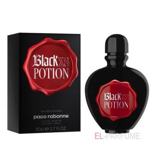 PACO RABANNE BLACK XS POTION EDP