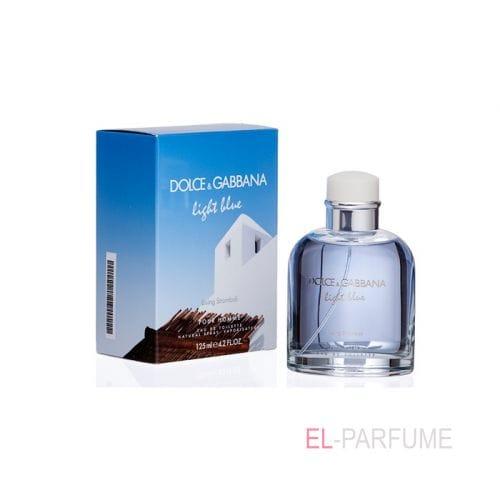 Dolce&Gabbana Light Blue LIVING STROMBOLI EDT