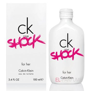 Calvin Klein One Shok Women EDT