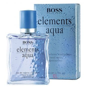Hugo Boss Elements Aqua by Hugo Boss EDT