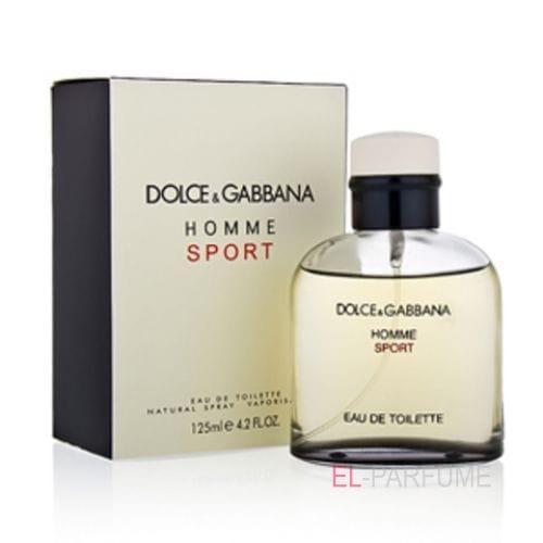 Dolce&Gabbana HOMME SPORT EDT