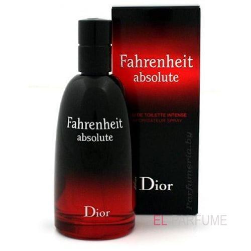 Christian DiorFahrenheit Absolute EDT