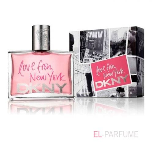Donna Karan Love From New York for Women EDT