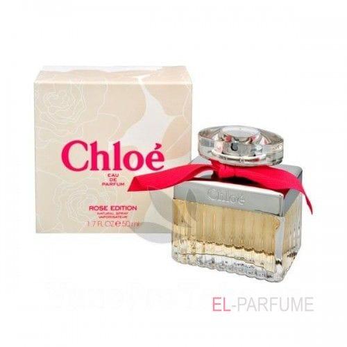 Chloe Eau De Parfum Intense Rose Edition