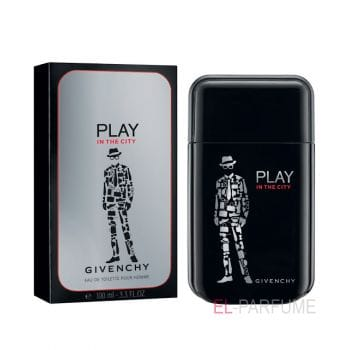 GIVENCHY PLAY In The City Men EDT
