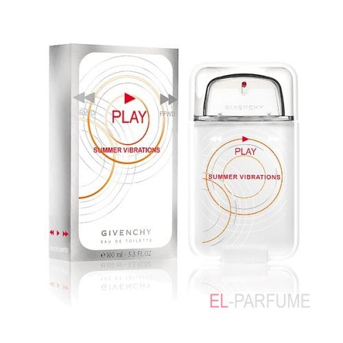 Givenchy Play Summer Vibrations Men EDT