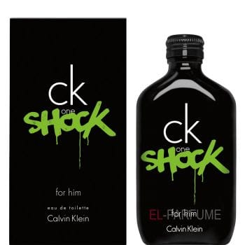Calvin Klein One Shok Men EDT