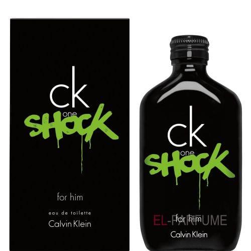Calvin Klein One Shok Men EDT