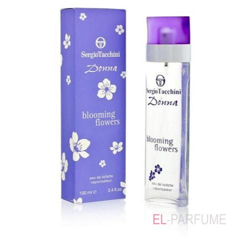 Sergio Tacchini Donna Blooming Flowers EDT
