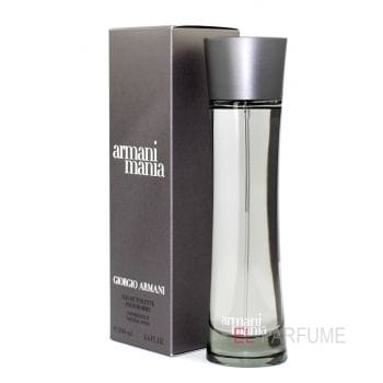 Giorgio Armani - Mania for men EDT