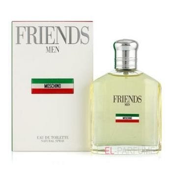 MOSCHINO FRIENDS EDT
